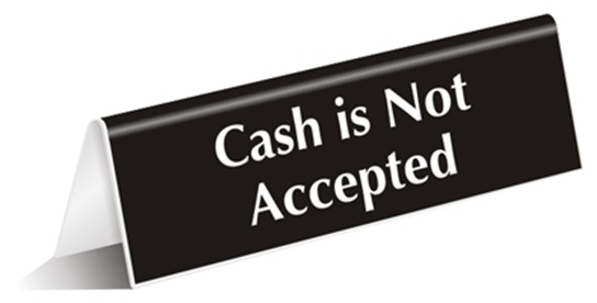 World without cash
