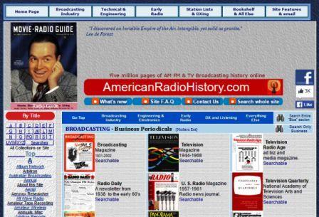 radio magazines online