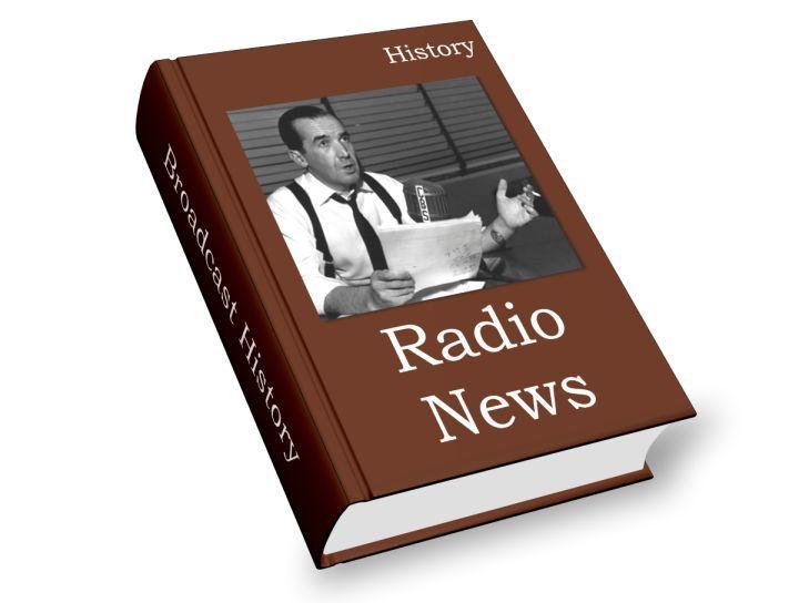 radio news history