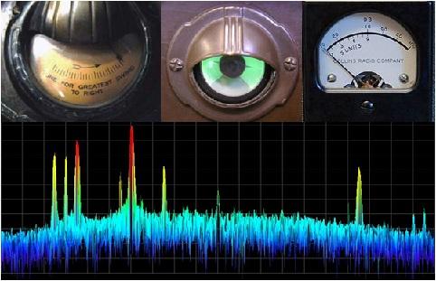measuring radio signals