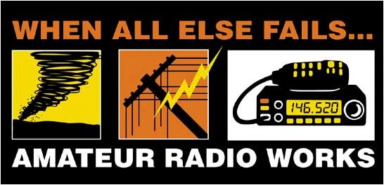hurricane ham radio