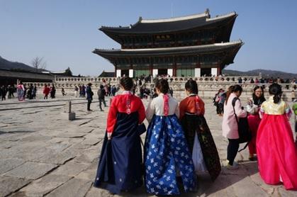 exploring south korea