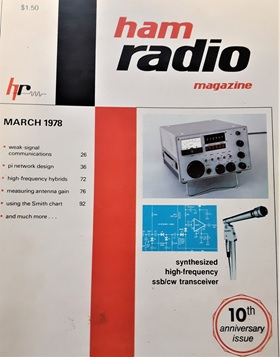 favorite ham radio magazine