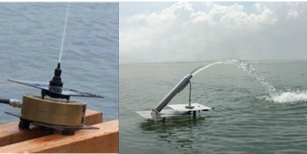 saltwater antenna