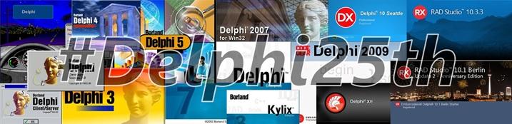 delphi's quarter century