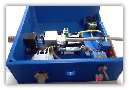 commercial lz1aq control box