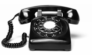 goodbye landline