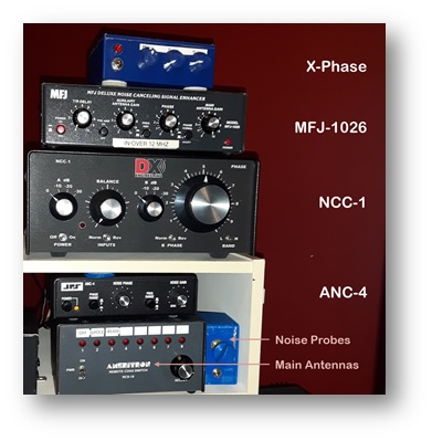 analog noise reduction showdown