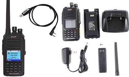 TYT MD-UV390 handheld