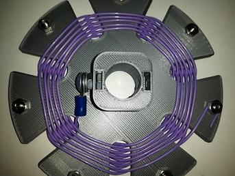 saucer resonator build