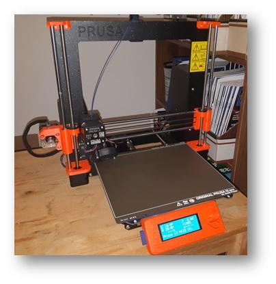 my original prusa i3 printer
